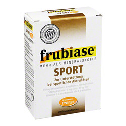 FRUBIASE SPORT Orange Brausetabl.