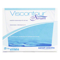 VISCONTOUR Serum Ampullen
