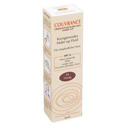 AVENE Couvrance korrigier.Make-up Fluid honig 4.0