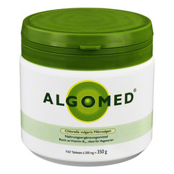 ALGOMED Chlorella vulg.Mikroalgen 300 mg Tabletten