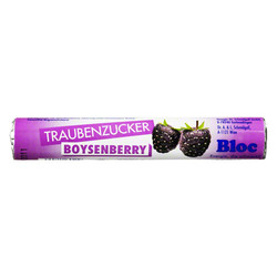 BLOC Traubenzucker Boysenberry Rolle