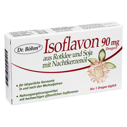DR.BÖHM Isoflavon 90 mg Dragees