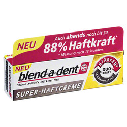 BLEND A DENT Super Haftcreme Duo Kraft