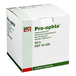 PRO-OPHTA Augenverband D