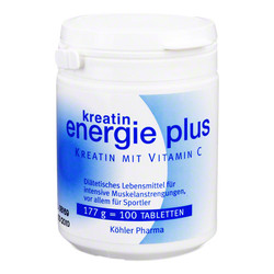 KREATIN ENGERGIE plus Tabletten