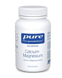 PURE ENCAPSULATIONS Calcium Magnesium Citrat Kaps.