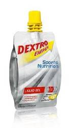 DEXTRO ENERGY Sports Nutr.Liquid Gel Lemon+caffe.